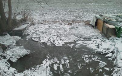 Dam Strong for Clark Lake