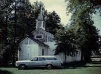 Larry Ryan–Summer at St. Rita Chapel
