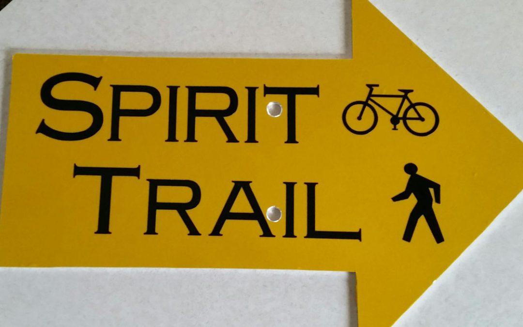 Spring on the Spirit Trail