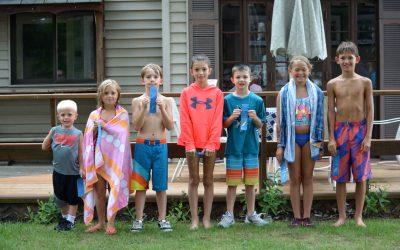 Kids Prepare for the Triathlon
