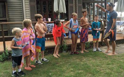 Kids Triathlon Adds More Fun