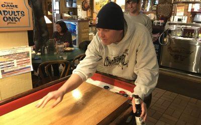 Clark Lake Shuffle Board Update – March 7th