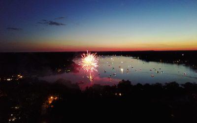 July 8 Fireworks