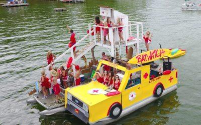 Raft-O-Rama Theme for 2018