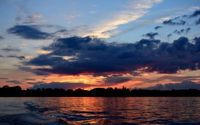 Weekend Ending Sunset