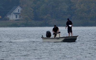 PLM at Clark Lake Today