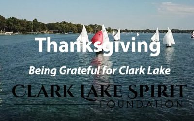 Thankful for Clark Lake