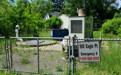 The 49% Sewer Rate Increase for Clark Lake
