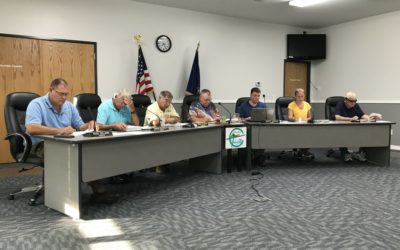 Sewer Rate Increase Meeting Called