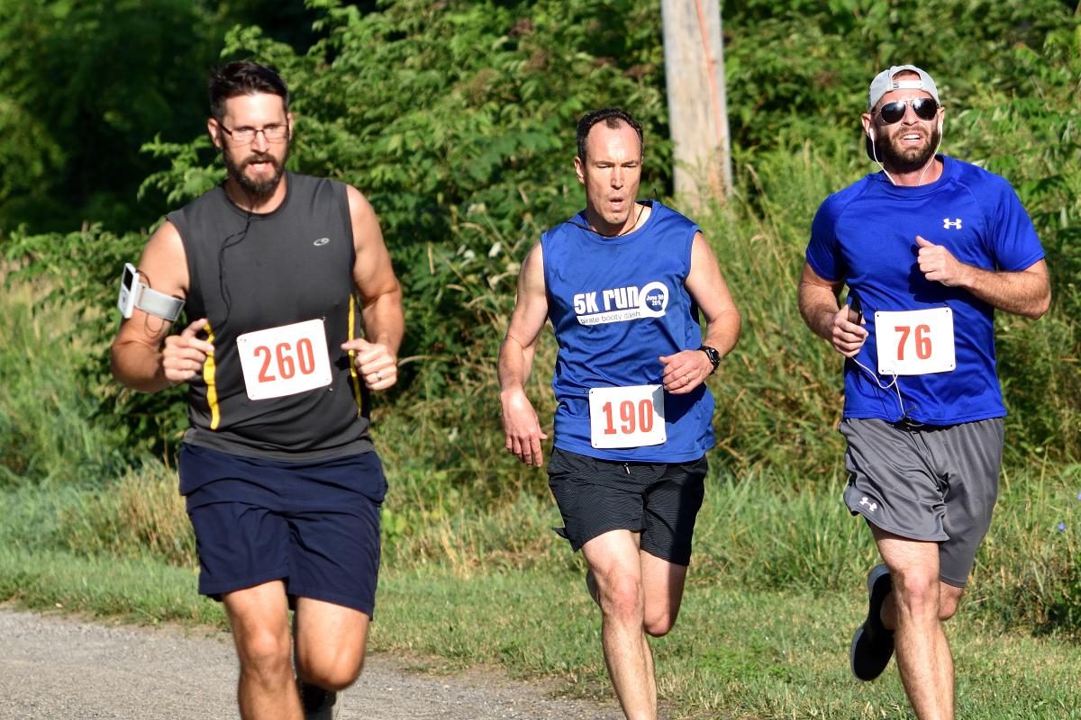 Run Clark Lake - Clark Lake Spirit Foundation