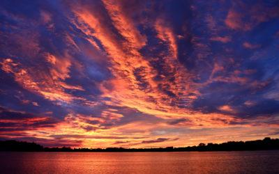 Storybook Sunset