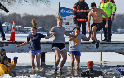 Polar Plunge Happens Saturday