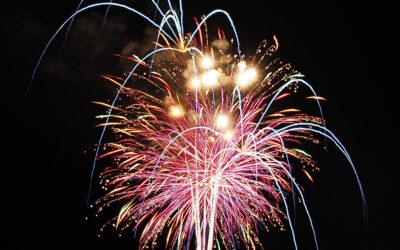Freedom Fireworks at Clark Lake