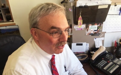 Columbia Township's Police Chief Announces Run for Sheriff