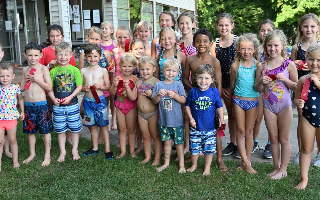 Kids Triathlon Happens Saturday