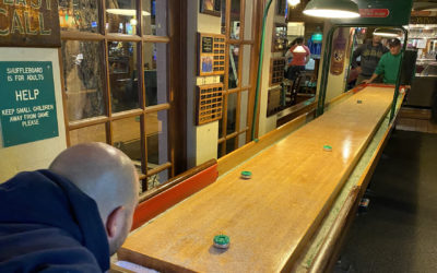 Men's Shuffleboard: Week 6