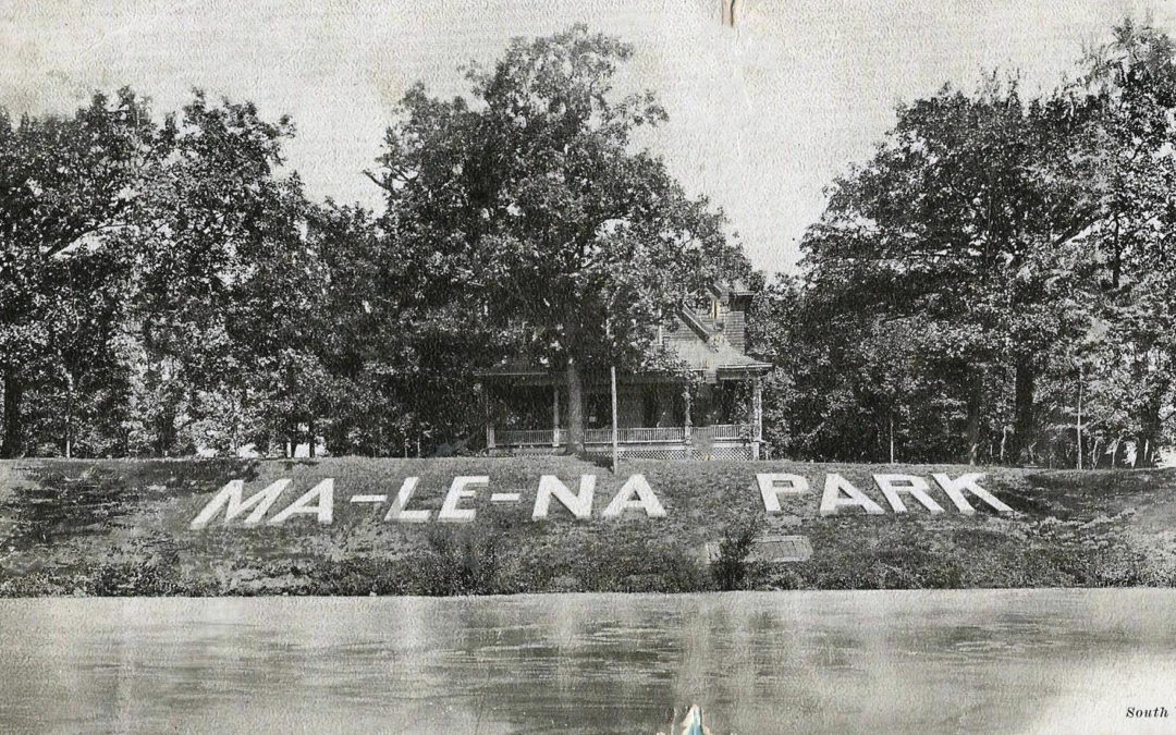 Clark Lake's Ma-Le-Na Park