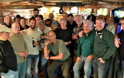 Men's Shuffleboard Super Saturday Results