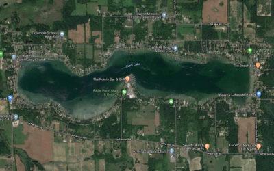 COVID-19 at Clark Lake