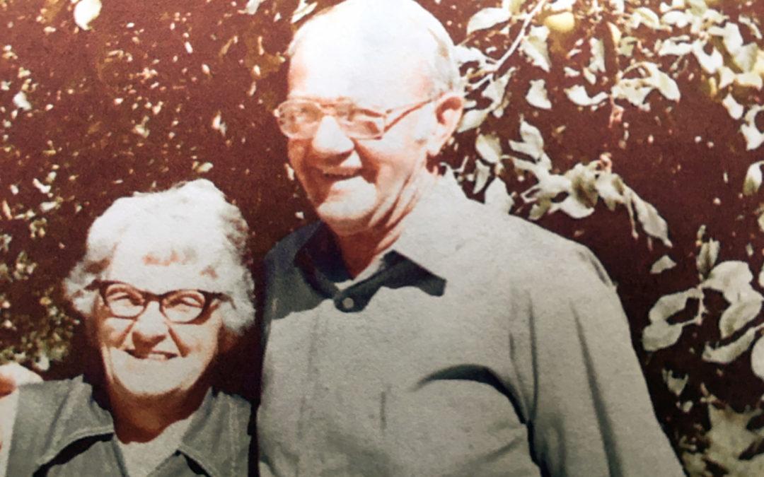 Bowser and Myrtle Eagy