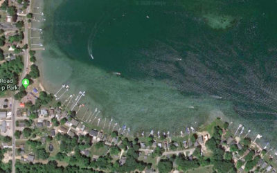 Underwater Ghost Village:  Does Clark Lake Really Have One?