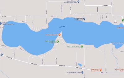 Fraud Activity at Clark Lake