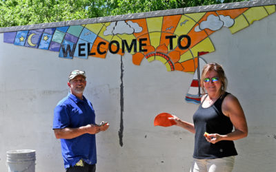 Sign Up for the Sign Tile Installation – Day One