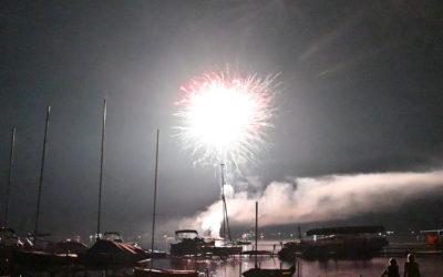 Weeks' Fireworks