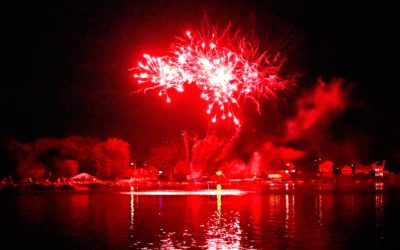Independence Day 2020 at Clark Lake
