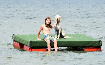 A New Swim Raft