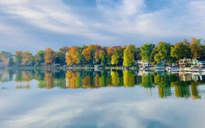 Clark Lake in 2021