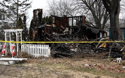 Vining Street House Fire Update