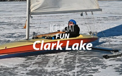 Ice Boat Thursday Fun