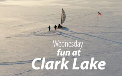 Wednesday Fun at Clark Lake