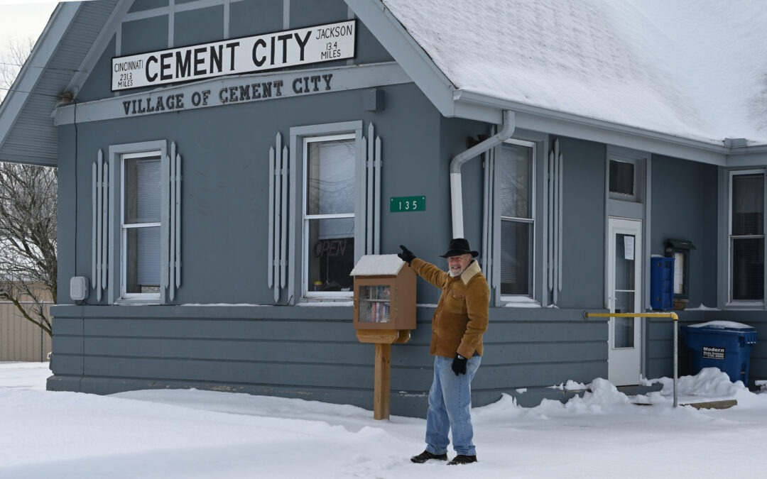 A Look Back at Cement City