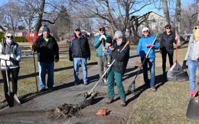 Spirit Trail Clean Up 2021