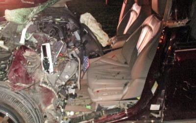 Update:  Jefferson near Sandy Beach Injury Accident