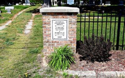 Clark Lake Cemetery Meeting