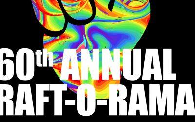 Rocking the '60s with Raft-O-Rama