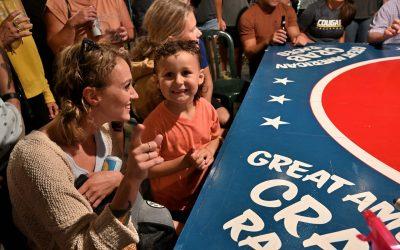 Great American Crab Races 2021