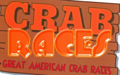 Crab Races Almost Here