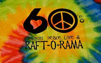 Raft-O-Rama Fun Facts